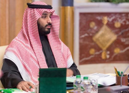 Saudi Arabia's Deputy Crown Prince Mohammed bin Salman bin Abdulaziz. Courtesy: SPA